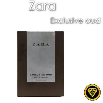 Масляные духи для разливных духов [818] Zara - exclusive oud (Дубай)