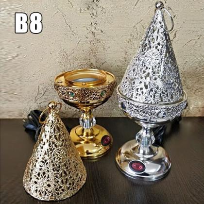 Бахурницы для разливных духов B8