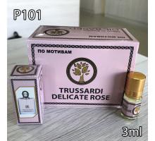 P101-3ml по мотивам Trussardi Delicate Rose. В пачке 12 штук