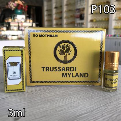 Наша продукция для разливных духов P103-3ml по мотивам Trussardi My Land