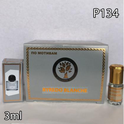 Наша продукция для разливных духов P134-3ml по мотивам Byredo Blanche. В пачке 12 штук