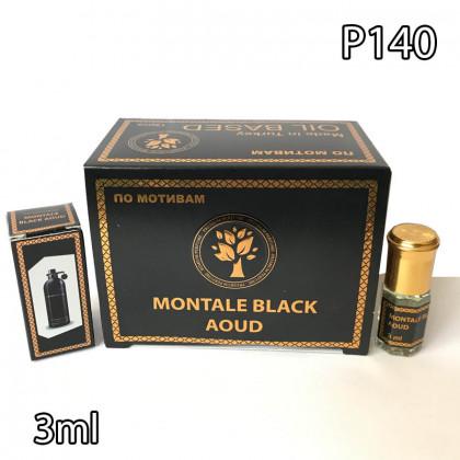 Наша продукция для разливных духов P140-3ml по мотивам MontaleBlack Aoud. В пачке 12 штук