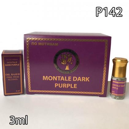 Наша продукция для разливных духов P142-3ml по мотивам Montale Dark Purple. В пачке 12 штук
