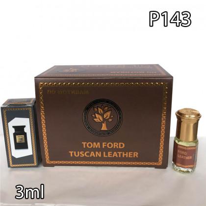 Наша продукция для разливных духов P143-3ml по мотивам Tom Ford Tuscan Leather. В пачке 12 штук
