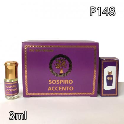 Наша продукция для разливных духов P148-3ml по мотивам SospiroAccento. В пачке 12 штук