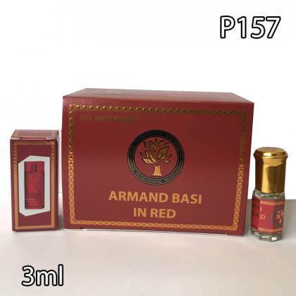 Наша продукция для разливных духов P157-3ml по мотивам Armand Basi In Red. В пачке 12 штук