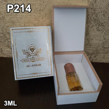 """Наша продукция для разливных духов P214 - Аромат """"Al Ansar"""" 3ml"""