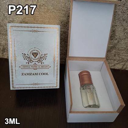 "Наша продукция для разливных духов P217 - Аромат ""Zam Zam"" 3ml"