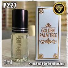 """Наша продукция для разливных духов P227 - Аромат """"Golden Palm Tree"""" 3ml - Упаковка 12шт"""