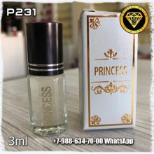 """Наша продукция для разливных духов P231 - Аромат """"Princess"""" 3ml - Упаковка 12шт"""
