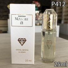 Наша продукция для разливных духов P412-25ml по мотивам Molecule 01